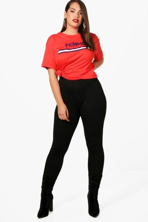 Boohoo Womens Plus Basic Legging - - 12