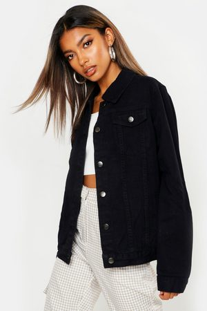 Boohoo Womens Oversize jean jacket - 2