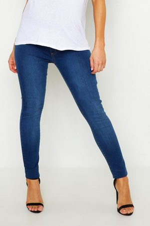 Boohoo Womens Maternity Washed Jegging - - 4