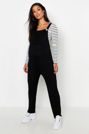 Boohoo Womens Maternity Jersey Lounge Overall - - 4