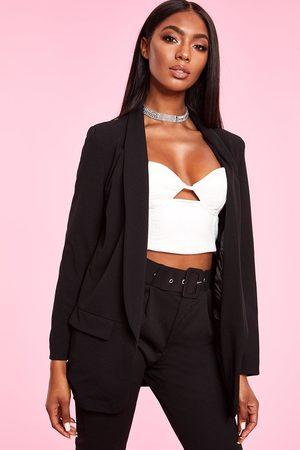 Boohoo Womens Tailored Blazer - - 2