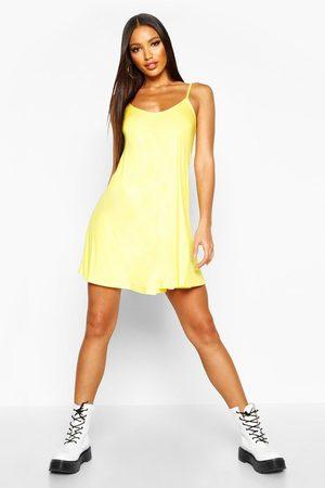 Boohoo Womens Basic Swing Dress - - 4
