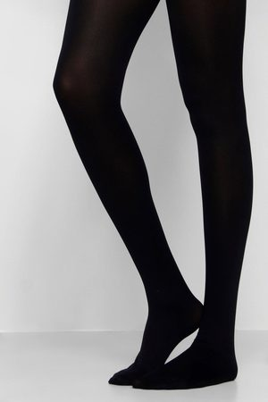 Boohoo Womens Soft Touch Luxury 60 Denier Tights - - S/M