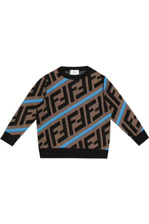 Fendi FF wool sweater
