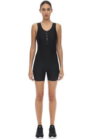 REEBOK X VICTORIA BECKHAM Techno Jersey Jumpsuit