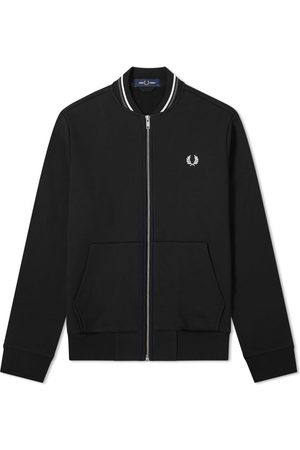Fred Perry Men Bomber Jackets - Zip Bomber