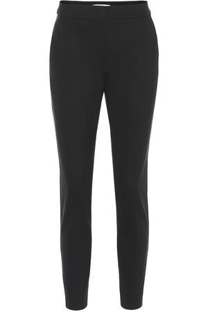 Max Mara Women Stretch Pants - Pegno stretch-jersey straight pants