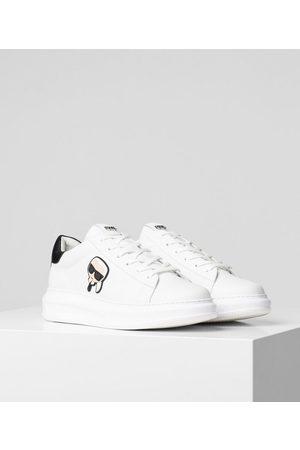 Karl Lagerfeld Kapri 3D Lace Sneaker