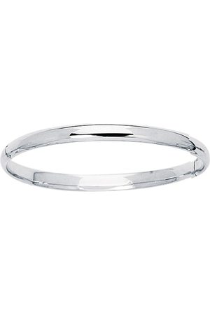 SuperJeweler 14K (3.10 g) Kids Bangle Bracelet