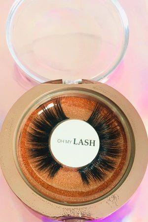Boohoo Womens Oh My Lash Girl Power Reusable Lashes - - One Size