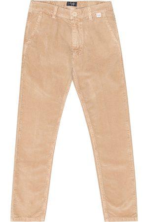 Il gufo Stretch-corduroy pants