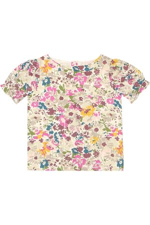 BONPOINT Lilune floral cotton top