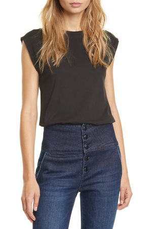 Frame Women's Le High Rise Muscle Tee