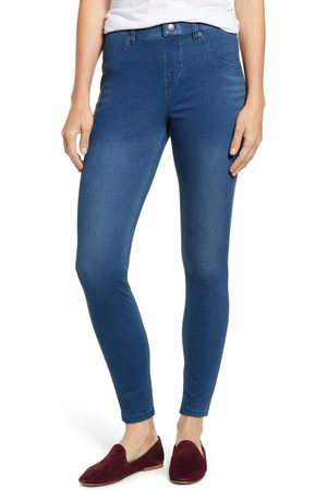 HUE Women's Ultrasoft Denim Leggings