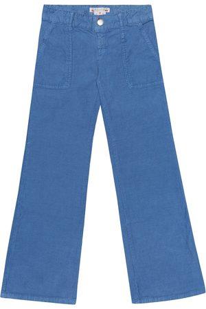 BONPOINT Effile wide-leg corduroy pants