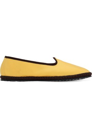 VIBI VENEZIA 10mm Gaia Satin Loafers