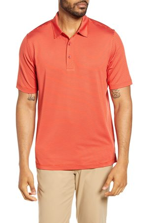 Cutter & Buck Men's Forge Classic Fit Pencil Stripe Polo