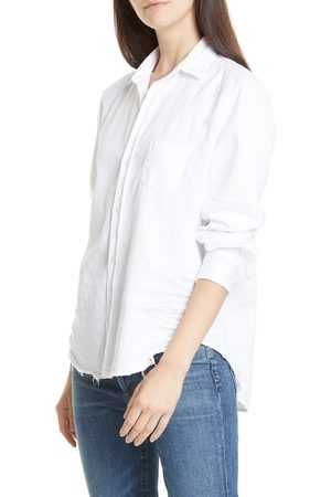 FRANK & EILEEN Women's Eileen Cotton Denim Shirt