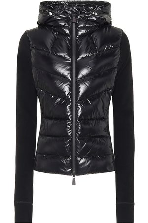 Moncler Women Ski Suits - Quilted down ski jacket