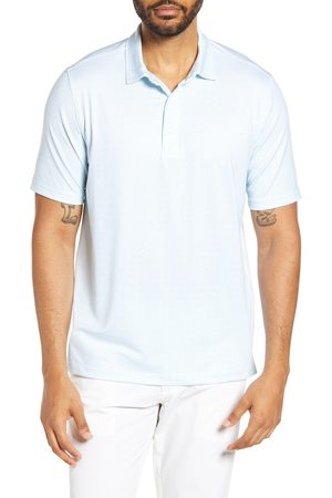 Cutter & Buck Men's Pike Classic Fit Double Dot Print Polo