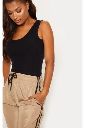 PRETTYLITTLETHING Fitted Rib Vest
