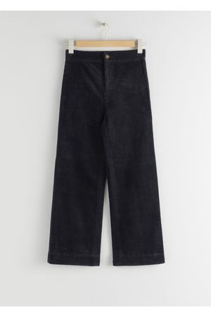 & OTHER STORIES Relaxed Corduroy Trousers