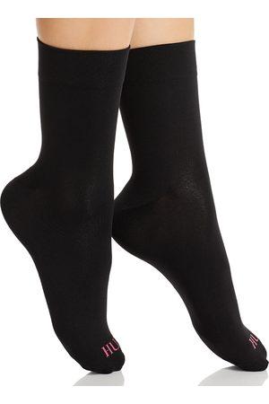 HUE Cushioned Pixie Socks