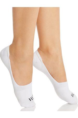 HUE Cushioned Sneaker Liner Socks