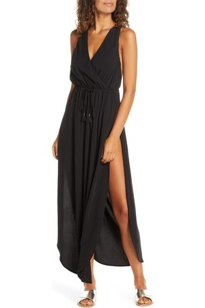L*Space Women's Kenzie Cover-Up Midi Dress