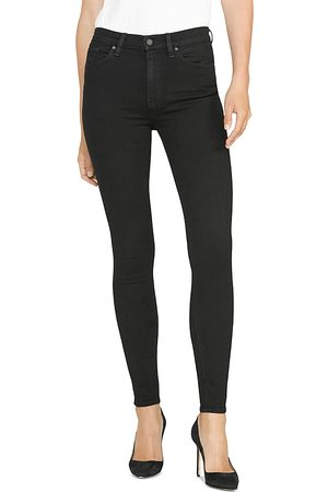 Hudson Barbara High Waisted Super Skinny Jeans in