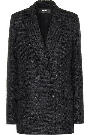 AMIRI Tweed blazer