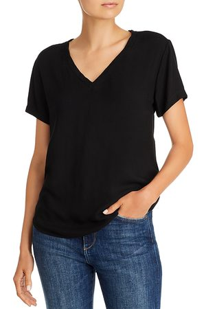 Bella Dahl V-Neck High/Low Tee