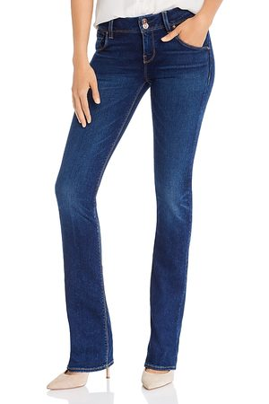 Hudson Women Bootcut - Beth Mid Rise Bootcut Jeans In Obscurity