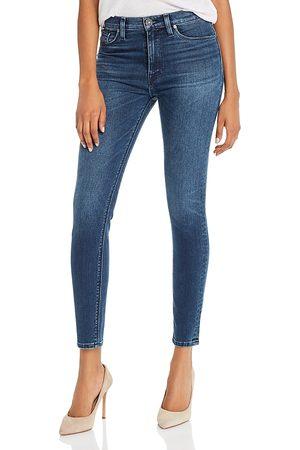 Hudson Super Skinny Ankle Jeans in Gambit 2