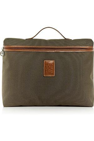 Longchamp Men Laptop Bags - Boxford Canvas Briefcase