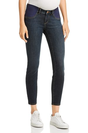 Dl 1961 Florence Ankle Maternity Jeans in Willoughby