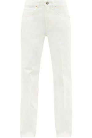 Raey Push Straight-leg Jeans - Womens
