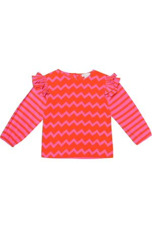 Stella McCartney Zig-Zag top