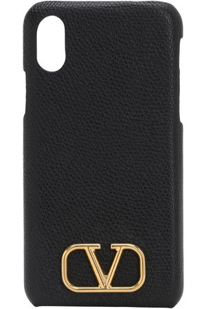 VALENTINO GARAVANI Grained Leather Iphone X/xs Case