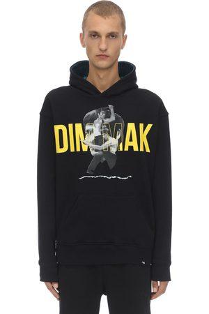 DIM MAK COLLECTION Collage Print Jersey Sweatshirt Hoodie