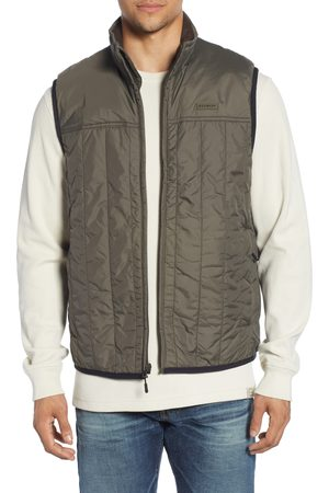 Filson Men's Ultra Light Water Repellent Vest