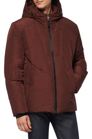 Marc Jacobs Men's Spalding Water Resistant Down & Feather Fill Parka