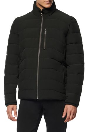 Marc Jacobs Men's Carlisle Water Resistant Quilted Puffer Jacket