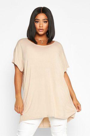 Boohoo Womens Plus Oversized T-Shirt - - 18