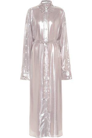 Y / PROJECT Maxi shirt dress