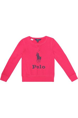 Ralph Lauren Cotton-blend jersey top