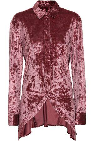 Y / PROJECT Velvet blouse