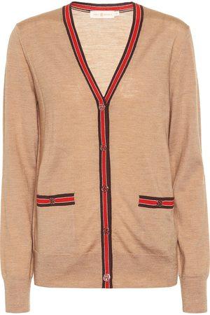 Tory Burch Madeline merino wool cardigan