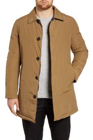 Cole Haan Men's Reversible Quilted MAC Coat