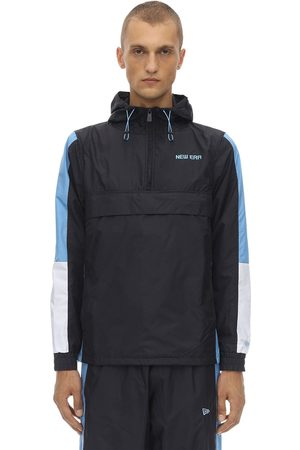 New Era Ne Contemporary Techno Windbreaker